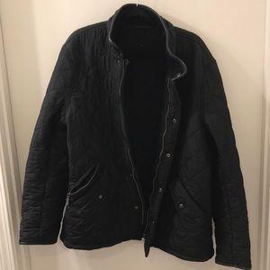 Barbour Jacket Men's XL Black
